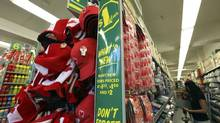 At least one analyst believes Dollarama has a leg up on its U.S. competition and can reach its goal of 1,000 stores in Canada in the next few years. (Deborah Baic/The Globe and Mail)