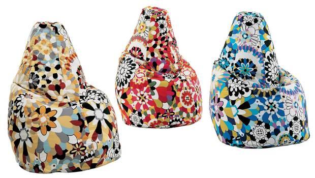 Sacco Bean Bag Chair By Zanotta