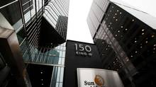 Sun Life Financial Last year's rank: 16 This year's rank: 985 2010 profit: $1.68-billion 2011 loss: $200-million Profit change: Down 113 per cent Rank change: Down 969 (For The Globe and Mail)
