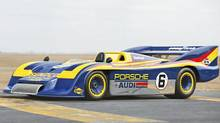 1973 Porsche 917 Canam Spyder from the Drendel Collection. (Pawel Litwinsky/Gooding & Co./Pawel Litwinsky/Gooding & Co.)