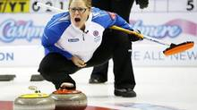 Canada's wheelchair curlers struck gold in Russia on Saturday defeating Sweden 4-3. (file photo) (MARK BLINCH/REUTERS)