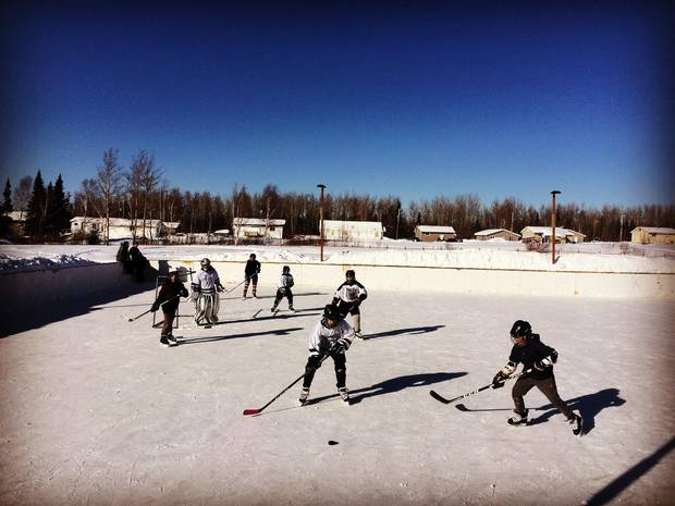 How A Girls Hockey Team That Had Virtually Nothing Is Now Competing