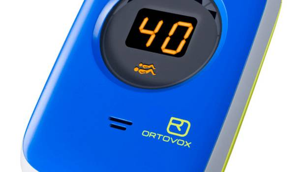 If you're in an avalanche, the last thing you want to do is fumble with your safety beacon. That's why the simplicity of the Ortovox Zoom Beacon – there's only two buttons – is worth noting. One dial turns it on and off, the other flips it into search mode. Triple-antenna technology sweeps the area to detect the direction and distance of people buried, while an easy-to-read LED display is legible in bright light or pitch black conditions. $265; mec.ca