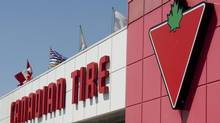 A Canadian Tire store in North Vancouver, B.C. (JONATHAN HAYWARD/THE CANADIAN PRESS)