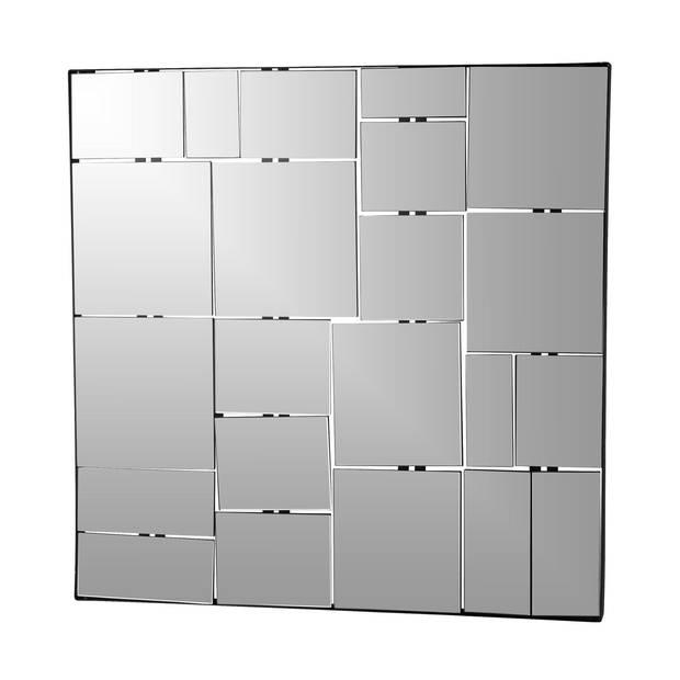 Perspective wall mirror, $199 at CB2 (cb2.com).