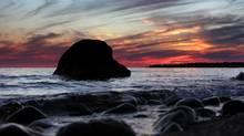 Sunset on Georgian Bay, 2010. (Tim Fraser/Tim Fraser)