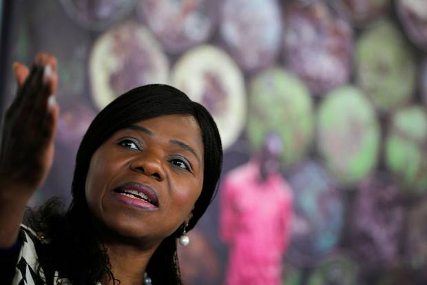 Thuli Madonsela left her office as South Africa's public protector last year, with a corruption case involving Bombardier's Gautrain deal left unsolved.