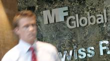 MF Global's offices in Manhattan (BRENDAN MCDERMID/REUTERS)