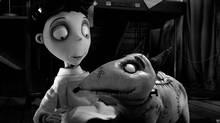 "A scene from ""Frankenweenie"" (Disney/AP)"