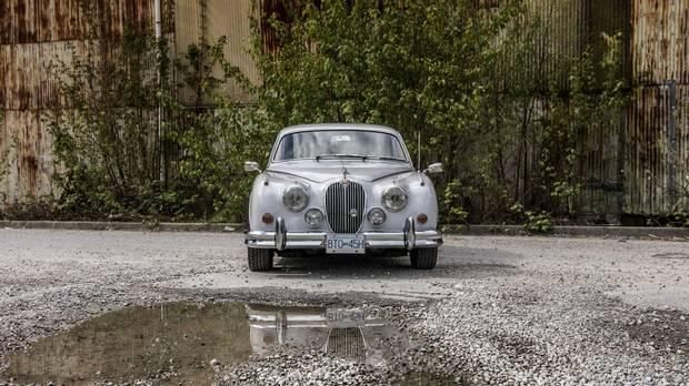 The Mk II Jaguar.
