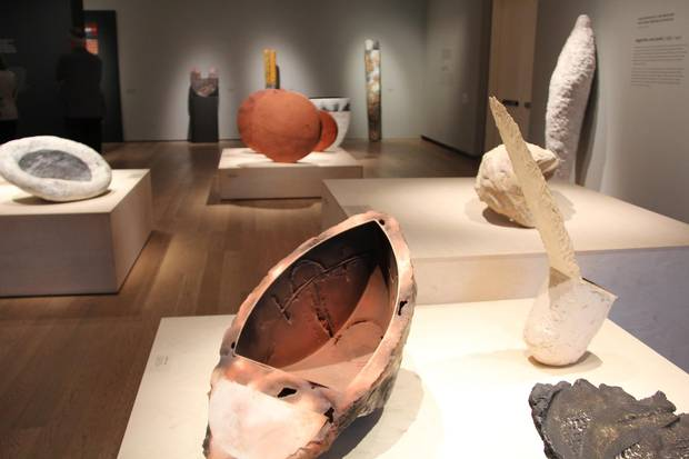 Installation photo (6).jpg Gardiner Museum presents major retrospective of work by acclaimed Canadian artist Steven Heinemann. Gardiner Museum