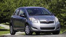 2009 Toyota Yaris, CE (Toyota)