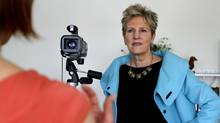 'If you want to separate yourself and get ahead, you have to stand for something,' says Diana Bishop, a personal branding specialist in Toronto. (Fernando Morales/The Globe and Mail/Fernando Morales/The Globe and Mail)