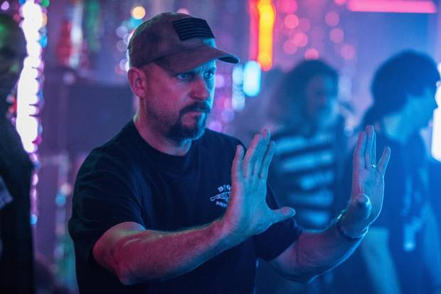 Director David Ayer says Netflix's willingness to provide adequate resources are what allowed him to deliver the project as intended, without having to 'soften every punch [and] sand the edge away.'