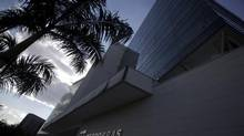 The Petrobras University building in Rio de Janeiro. Soaring costs, falling production and rising fuel imports have crimped the oil company's ability to pay for a $237-billion five-year expansion plan, the world's largest corporate investment program. (Ricardo Moraes/Reuters)