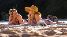 Robin Wright and Naomi Watts in Adore.