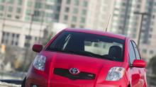 the best used subcompact hatchbacks under 8 000 the globe and mail. Black Bedroom Furniture Sets. Home Design Ideas