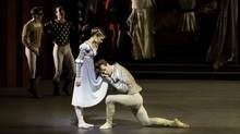 The National Ballet of Canada brings its updated Romeo and Julet to Toronto in June. This version, by Russian choreographer Alexei Ratmansky, plumbs the depths of Sergei Prokofiev's iconic score. (JOHAN PERSSON)
