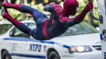 Digital effects for The Amazing Spider-Man 2 were produced in Vancouver. (Niko Tavernise/Sony Pictures Entertainment)