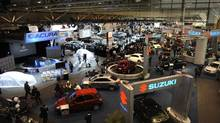 The 2012 edition of the Canadian International Auto Show. There's a lot of ground to cover. (Fred Lum/The Globe and Mail)