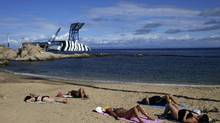 The sinking of the Costa Concordia did the most damage to the new-to-cruise market. (Max Rossi/REUTERS)