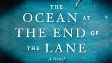 Detail from the cover of The Ocean at the End of the Lane by Neil Gaiman