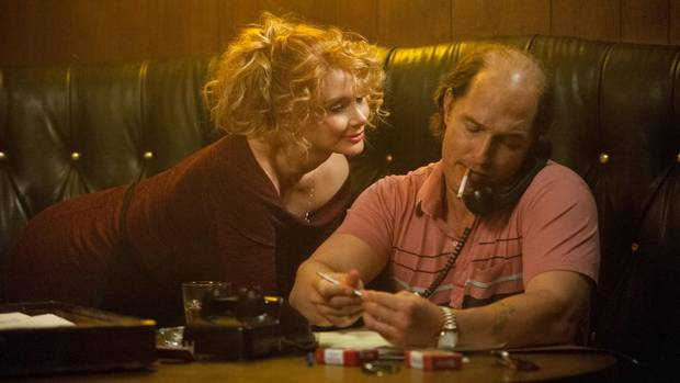 Matthew McConaughey And Bryce Dallas Howard In Gold