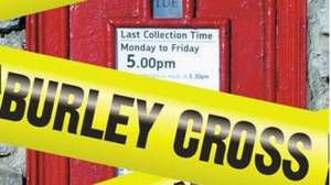 Burley Cross Postbox Theft, by Nicola Barker, 4th Estate, 359 pages, $32.99