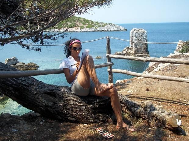 Skyros Writer's Lab classes run June to September in Greece.