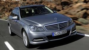 2012 Mercedes-Benz C350 4MATIC