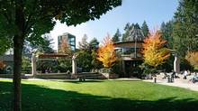 Faculty members at Vancouver's Capilano University are considering legal action in the wake of the administration's decision to cut programs. (Handout)