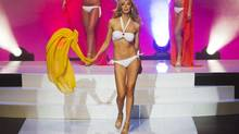 Transgendered contestant Jenna Talackova (MARK BLINCH/REUTERS)