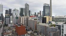 Toronto's skyline. (Fred Lum/The Globe and Mail)