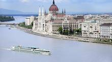 River cruiser drop their guests right in the centre of cities, such as Budapest. (iStockPhoto)