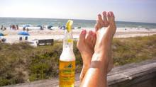 Kick back at Honeymoon Island.