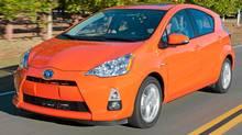 2012 Prius c (Toyota)