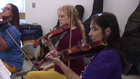 Women's prison orchestra thrives behind bars