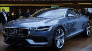 Volvo Coupe concept car