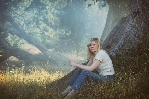 Kirsten Dunst in Woodshock.