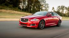 'This car will surprise, there's no doubt about it,' says Jaguar design director Ian Callum of the 2014 XJR. (Jaguar)