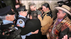 First Nations leaders storm Parliament Hill over budget bill