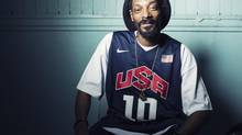 This Monday, July 30, 2012 photo shows Snoop Dogg, who now goes by Snoop Lion, posing for a portrait at Miss Lily's in New York. (Victoria Will/The Associated Press)