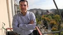 Alexis Tsipras, president of the Greek left-wing party Syriza, has become a leading voice in the growing chorus of Europeans who refuse to believe they need to pay their sovereign debts. (Graeme Smith/The Globe and Mail/Graeme Smith/The Globe and Mail)