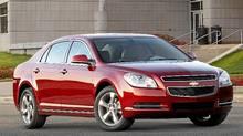 2011 Chevrolet Malibu (General Motors)