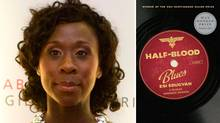 "Esi Edugyan won the 2011 Scotiabank Giller prize for ""Half-Blood Blues."""