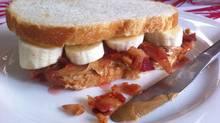 Elvis Sandwich.