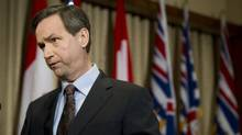 Education Minister George Abbott, seen Jan. 4, 2011, is planning on legistaltion to end the dispute with B.C. Teachers. (John Lehmann/The Globe and Mail/John Lehmann/The Globe and Mail)