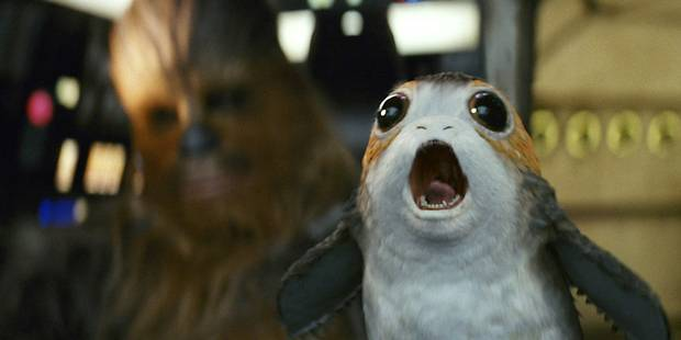 Porgs will be making their debut in Star Wars: The Last Jedi.