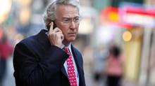 Chesapeake Energy CEO Aubrey McClendon is under investigation by the U.S. Securities and Exchange Commission for a controversial perk that granted him a share in each of the natural gas producer's wells. (SEAN GARDNER/REUTERS)