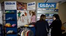 Gildan Activewear (Christinne Muschi for The Globe and Mail)